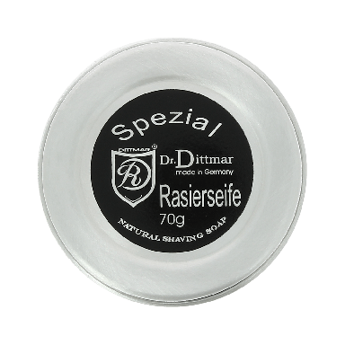 DR. Dittmar Special Shaving Soap and Tin 70g