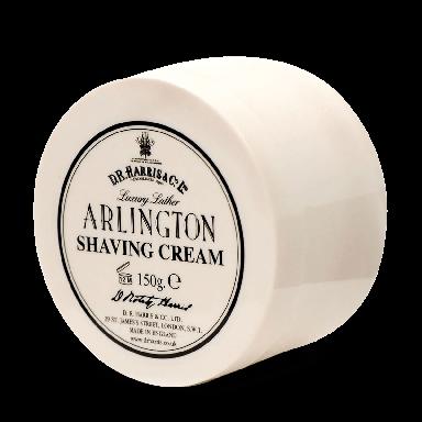 D R Harris Arlington Shaving Cream Bowl 150g