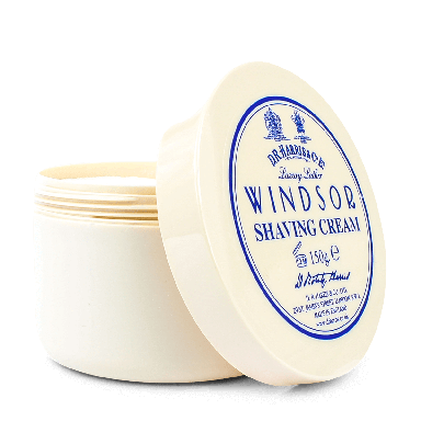 D R Harris Windsor Shaving Cream Bowl 150g