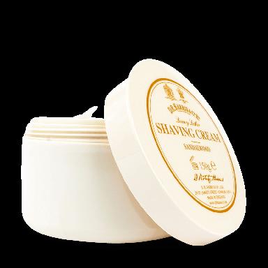 D R Harris Sandalwood Shaving Cream Bowl 150g