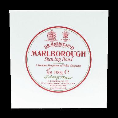 D R Harris Marlborough Shaving Bowl Refill 100g