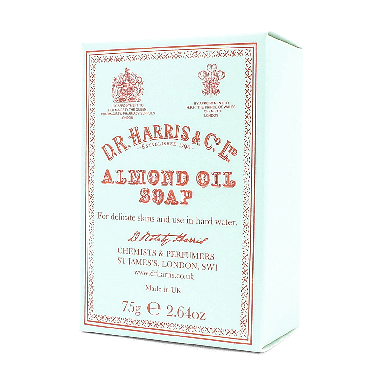D R Harris Almond Oil Hand Soap 75g