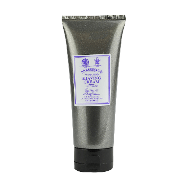 D R Harris Lavender Luxury Lather Shaving Cream Tube 75g