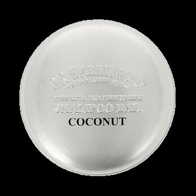 D R Harris Coconut Shampoo Bar 50g