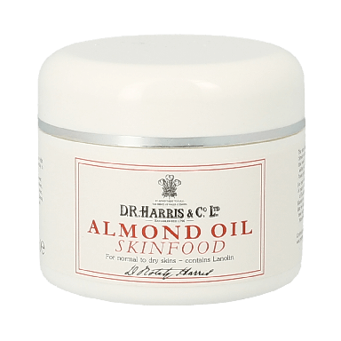D R Harris Almond Oil Skinfood 50ml