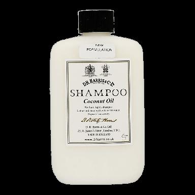 D R Harris Coconut Oil shampoo 250ml