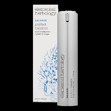 Elemental Herbology SPF12 Perfect Balance Facial Moisturiser 50ml
