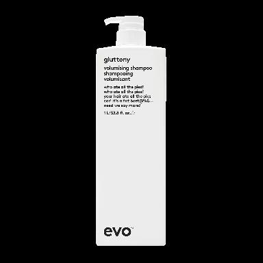Evo Gluttony Volumising Shampoo 1000ml