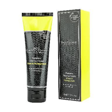 Edwin Jagger Premium Shaving Cream Limes & Pomegranate 75ml