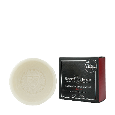 Edwin Jagger Traditional Shaving Soap Refill Sandalwood 65g