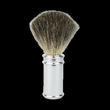Edwin Jagger 81SB8911 Chrome Pure Badger Shaving Brush