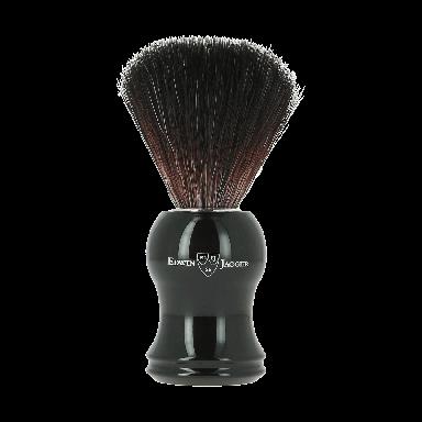 Edwin Jagger Ebony Synthetic Shaving Brush 21P36