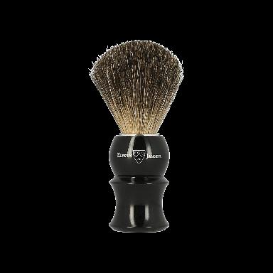 Edwin Jagger Pure Badger Ebony Shaving Brush 81P16