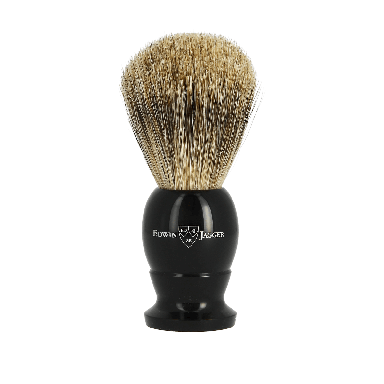 Edwin Jagger Best Badger Ebony Shaving Brush Medium 1EJ876
