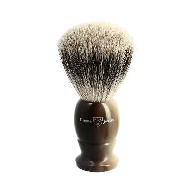 Edwin Jagger Best Badger Light Horn Shaving Brush Large 3EJ872