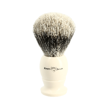 Edwin Jagger Ivory Best Badger Shaving Brush Large 3EJ877