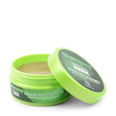 Gummy Styling Wax Matte Finish 150ml