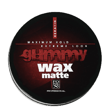 Fonex Gummy Keratin Wax Matte 150ml