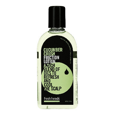 Fresh Heads Cucumber Crush Friction Lotion 250ml