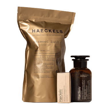 Haeckels Bath Essentials Gift Set
