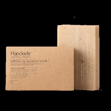 Haeckels Exfoliating Seaweed Block 320g