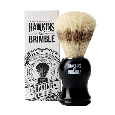 Hawkins & Brimble Pure Bristle Shaving Brush