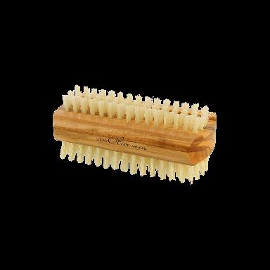 Hydrea Olive Wood Large Nail Brush
