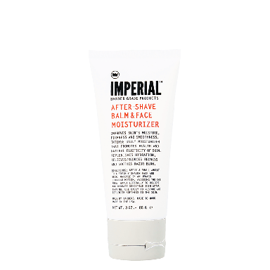 Imperial Aftershave Balm and Face Moisturizer 3oz / 85g