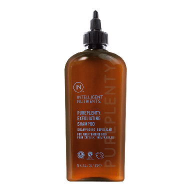 Intelligent Nutrients PurePlenty Exfoliating Shampoo 237ml