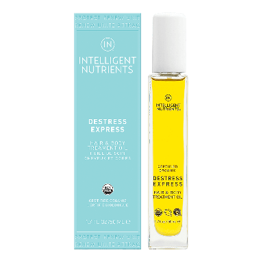 Intelligent Nutrients Destress Express Hair & Body treatment Oil 50ml