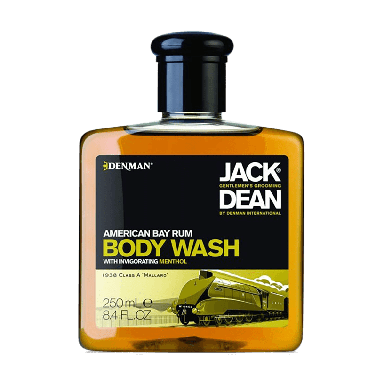 Jack Dean American Bay Body Wash 250ml