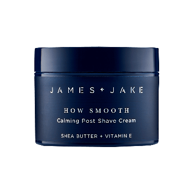 James + Jake How Smooth Calming Post Shave Cream 70ml