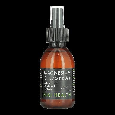 KIKI HEALTH Magnesium Oil/Spray 125ml