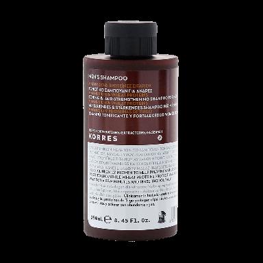 Korres Magnesium & Wheat Proteins Men's Toning Shampoo 250ml