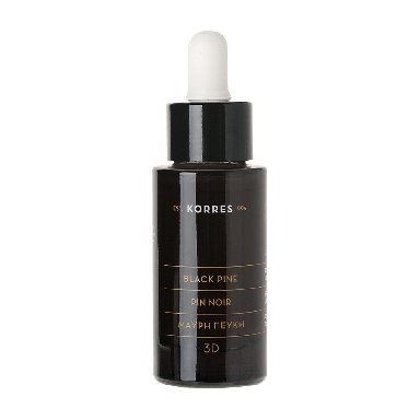 Korres Black Pine 3D Sculpting Firming & Nourishing Active Oil 30ml