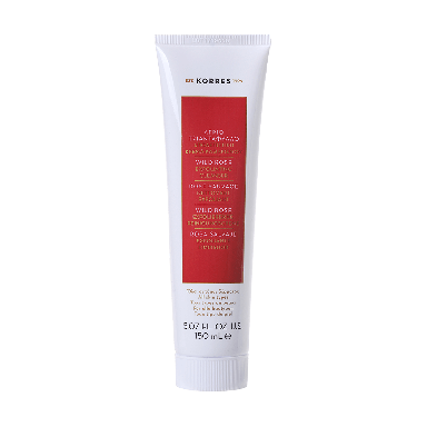 Korres Wild Rose Exfoliating Cleanser 150ml