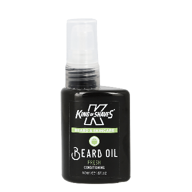 King of Shaves Fresh Conditioning Beard Oil 50ml