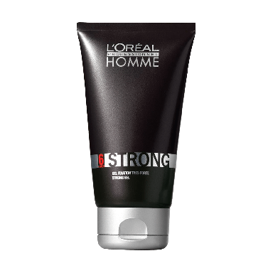 L'Oréal Professionnel Homme Strong Hold Gel 150ml