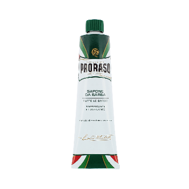 Proraso Italian Shaving Cream Tube Eucalyptus and Menthol 150ml