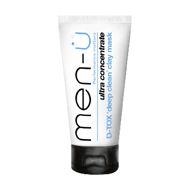 Men-u D-TOX Deep Clean Clay Mask 100ml