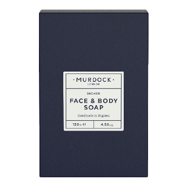 Murdock Face & Body Soap 130g