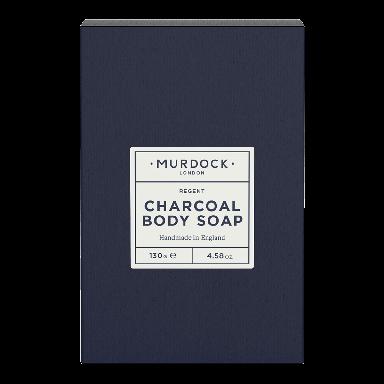 Murdock Charcoal Body Soap 130g