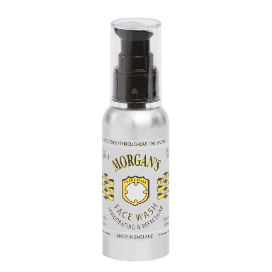 Morgan's Invigorating Face Wash 100ml