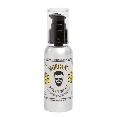Morgan's Cleansing & Conditioning Beard Wash 100ml