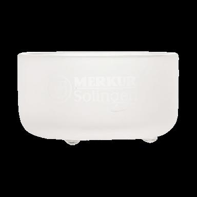 Merkur Frosted Glass Shaving Soap Bowl
