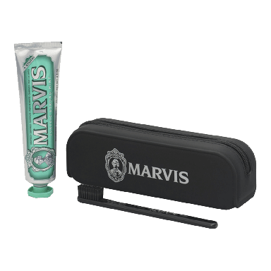 Marvis Toothpaste and Toothbrush Set 85ml