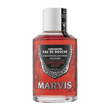 Marvis Cinnamon Mint Concentrated Mouthwash 120ml