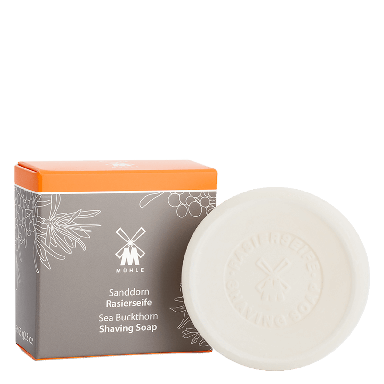 MUHLE RSSD Shave Care Sea Buckthorn Shaving Soap 65g