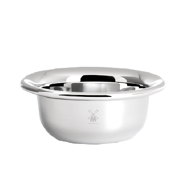 MUHLE RN6 Soap Dish in Chrome Plated Stainless Steel