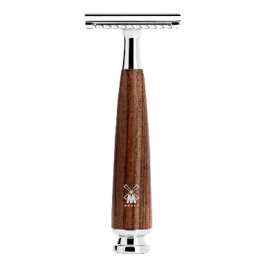 MUHLE R220SR RYTMO Safety Razor (Closed Comb)